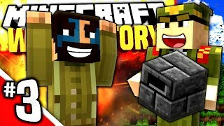 Minecraft - War Factory - 3 - Starting the Smeltery! (Modded Survival)