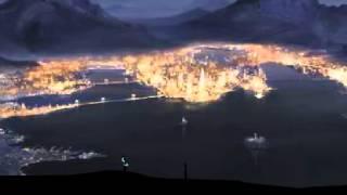 Firebender Vs Chi Blocker flash animation