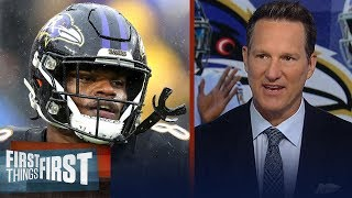 Ravens should be on upset alert vs Buffalo — Danny Kanell   NFL   FIRST THINGS FIRST