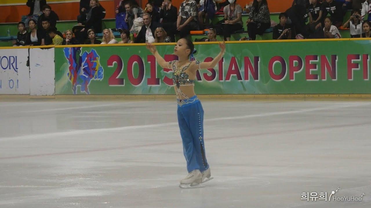 asian open figure skating trophy 2015 advanced novice