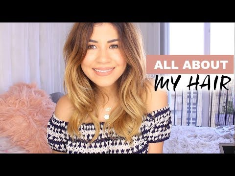 Les secrets de mes cheveux - اسرار شعري | LaMarwa