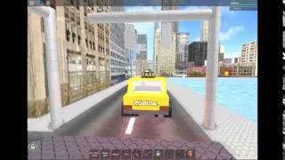 Roblox-New York City