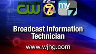 WJHG - Broadcast Information Technician