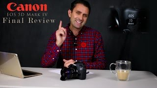 Canon EOS 5D Mark IV Long Term Review