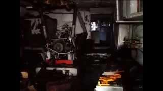 Подземная Москва - Заброшенные бомбоубежища