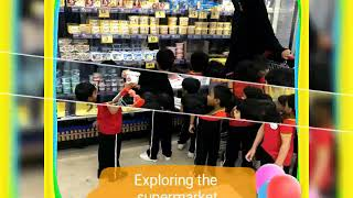 Trip to the supermarket by Beginners @ILM Al Fitrah 2019