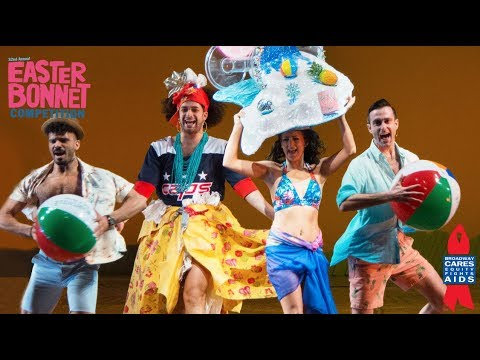 Escape to Margaritavilles Comedic Take on Broadway This Season - Easter Bonnet Competition 2018
