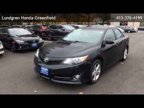 Toyota Of Greenfield >> 2013 Toyota Camry Greenfield Md