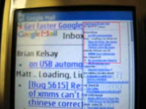 Gmail on Nokia
