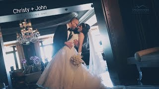Christy + John's Wedding Highlights at The Langham Huntington Pasadena