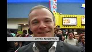Entrevista Exclusiva con Brontis Jodorowsky en el FICM 2013