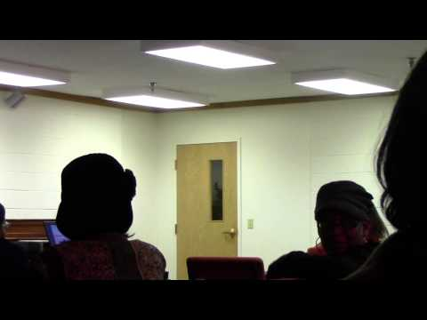 Ally Financial Training - Maranatha Marriage Ministry