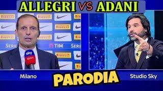 LITE ADANI vs ALLEGRI - Parodia