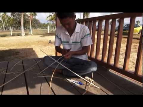 Wau making by PEWANIS (Pengusaha Wanita Setiu)