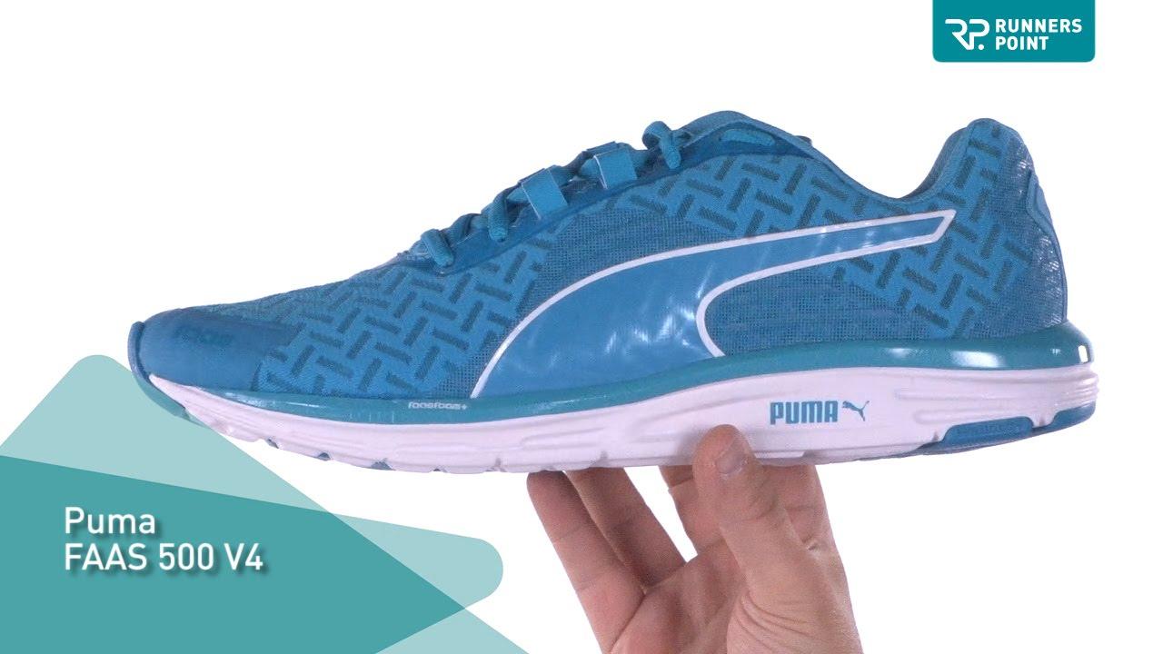Puma 500Chaussures De Running Mix Faas hrdCtQs