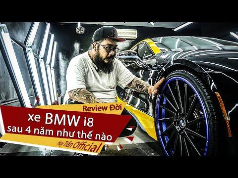 Xe BMW i8 sau 4 năm hoạt động - Review ĐỜI . Tập 16