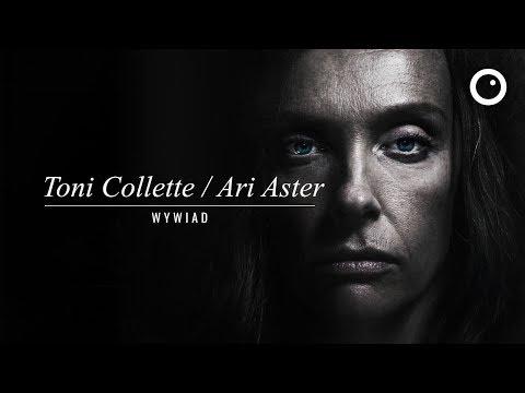 Wywiad z Toni Collette i Arim Asterem (napisy PL) - Dziedzictwo. Hereditary