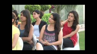 Vivel Miss PTC Punjabi 2012 -  Grooming Episode By Suman Sachdeva ( Clolour Lounge, Amritsar)