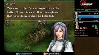 (NDS) Valkyrie Profile: Covenant of the Plume - Any% in 2:17:58