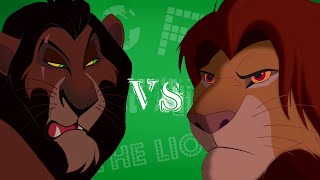 Simba Vs Scar Epic Rap Battles of the Lion King 10.mp3