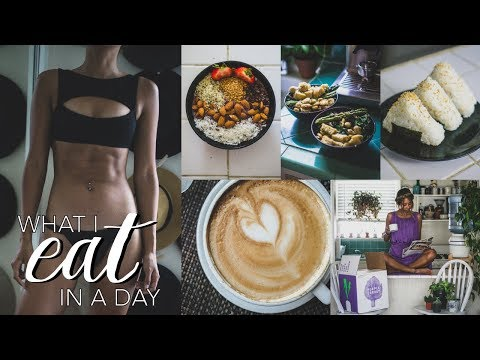 What I Eat In A Day // Healthy At Home