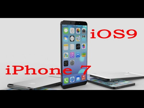 Real IPhone 7 And IOS 9