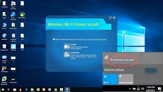 How to Install Any Laptop Wi-Fi Driver without Internet for Windows 10/8/7