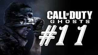 Call of Duty Ghosts 1080p HD Gameplay Walkthrough Episode 11 - Into the Deep - Underwater Battle