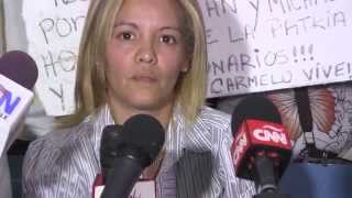 Rueda de prensa Caso Quinta Crespo, aporrea tvi, octubre 2014