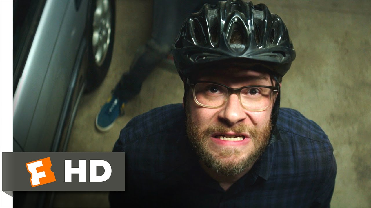 Download Neighbors 2: Sorority Rising - Trapped In the Garage Scene (9/10) | Movieclips