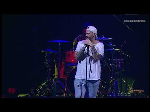 Island Music Awards - Sammy Johnson Collaboration of the Year Acceptance Speech