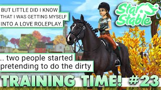 Star Stable Training Time! #23 - Your Weirdest Roleplay Stories 😳