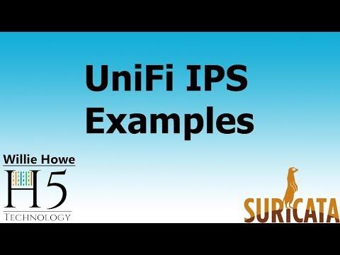 UniFi IDS/IPS Deeper Look!