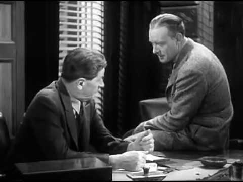 Bank Alarm 1937 CRIME DRAMA