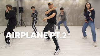 BTS - Airplane pt.2 dance practice