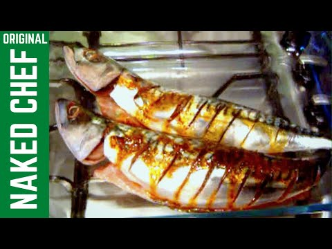 Spiced mackerel how to cook easy fish recipe youtube for How to cook mackerel fish