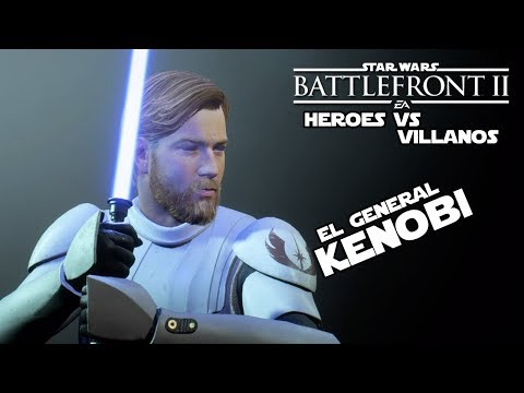 General kenobi  - Hello there - Star wars Battlefront 2 - Jeshua Revan thumbnail