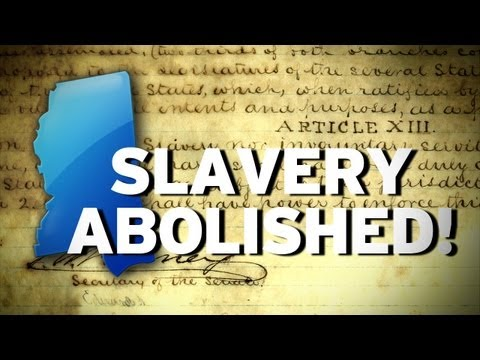 MISSISSIPPI ABOLISHES SLAVERY! IN 2013! NOT JOKING!