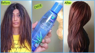 Hair Oil That Makes Hair So SOFT That You Can Have Any Hairstyle.
