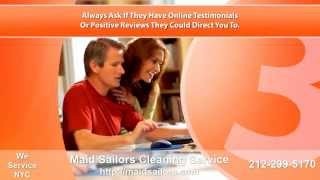 Maid Service Brooklyn 212-299-5170 Cleaning Service