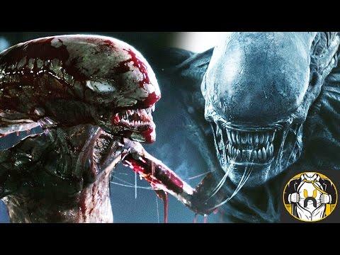 Alien Covenant Makes a Major Change to the Xenomorph Origins