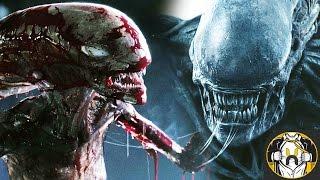 Alien Covenant: Xenomorph Origin & Creator Revealed (MAJOR SPOILERS)