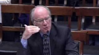 J. Gerald Hebert testifies about voter suppression
