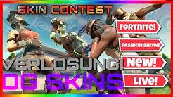 Fortnite Livestream | Skin Contest | Custom Games | Abozocken | DEUTSCH | PS4 |Verlosung | LIVE |
