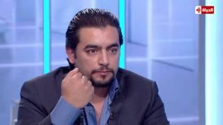 هاني سلامة عن عدم زواجه من الوسط الفني: «ما بحبش أسيب ولادي مع شغالات»
