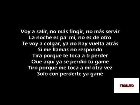 Lo Malo (Remix) - Aitana, Ana Guerra, Greeicy, TINI (Letra)