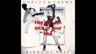 Watch Godley  Creme Cats Eyes video