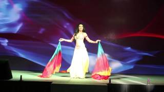 Ice Queen - Belly dance performance in Ho Chi Minh