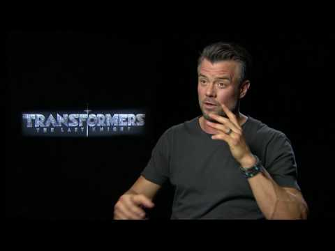 Josh Duhamel talks about surviving more Michael Bay movies than any other actor