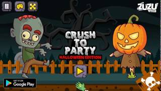 Crush to Party: Halloween Edition [FREE ONLINE GAMES]